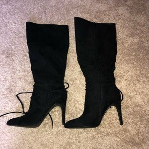 Knee High Boots plus size